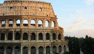 古代ローマの技術力が集結した地|【コロッセオ】の謎