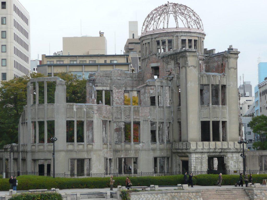 普段見れない「原爆ドーム」の中に入れる理由とは