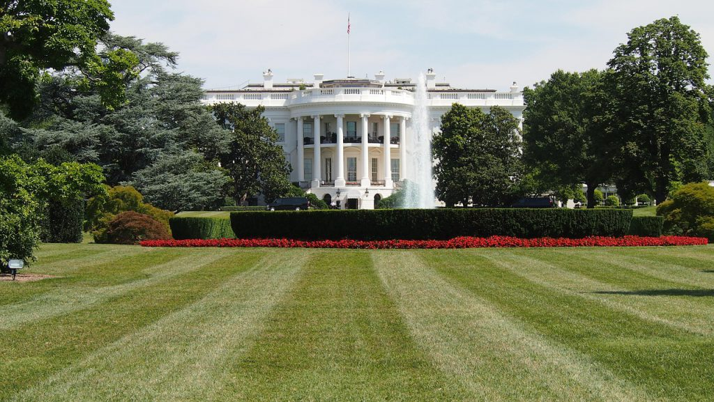 あのアメリカ【ホワイトハウス】の中をストリートビューで覗きに行こう