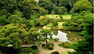 庭園サイズ変更